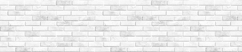 Cegła biała – matowy panel CPL
